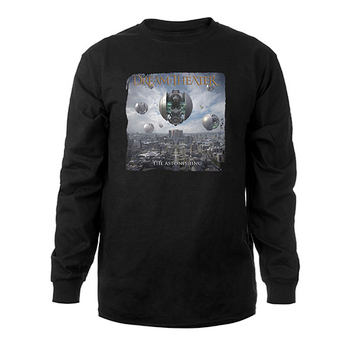 The Astonishing Album Cover Long Sleeve Tee