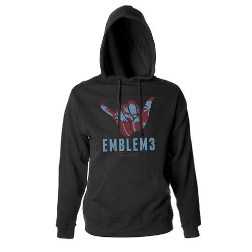 Emblem3 Hang Loose Tour 2014 Hoodie