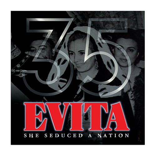 Evita Official Brochure