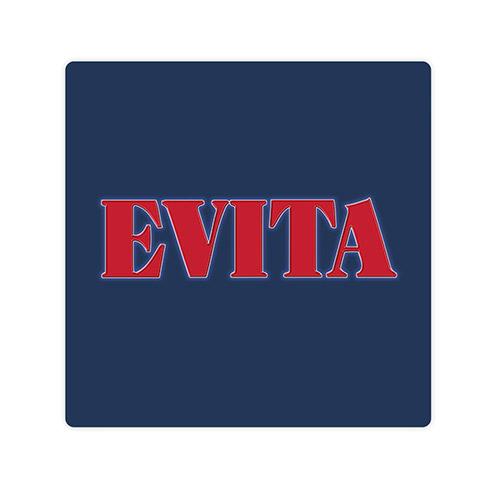 Evita Logo 2014 Magnet