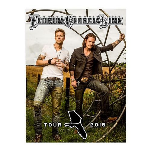 Tour 2015 Farmland Poster