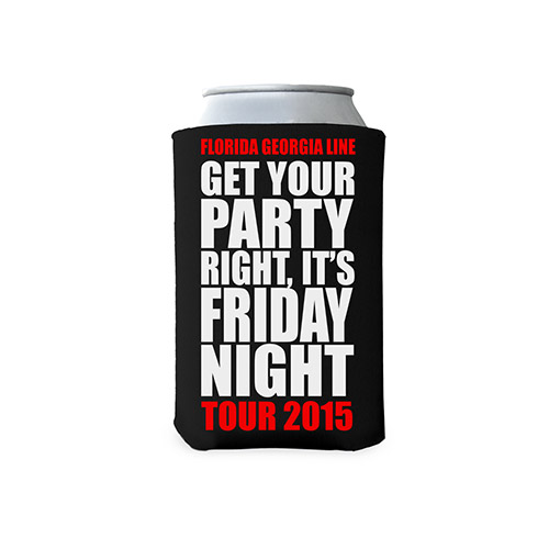 Get Your Party Right Coozie