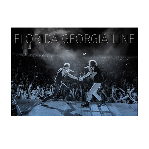 Live at the Concert Print