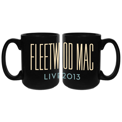 Official Fleetwood Mac Tour Mug