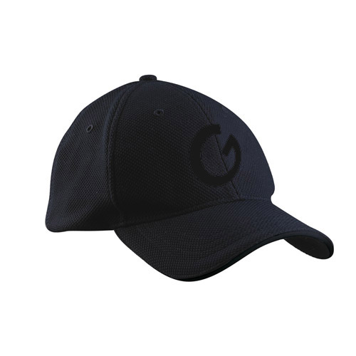 Black G Logo Baseball Cap