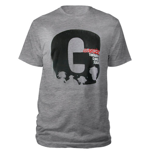 Gorillaz Tomorrow Comes Today T-Shirt