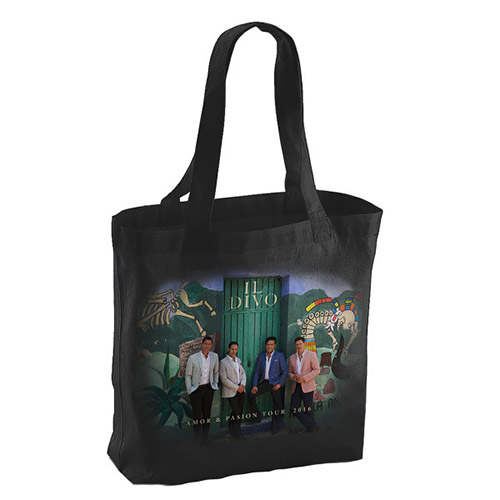Photo 2016 Black Tote Bag