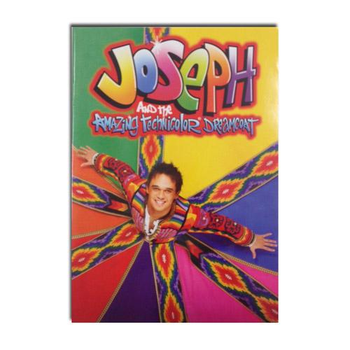 Joseph Souvenir Brochure - Gareth Gates Edition