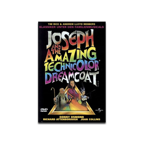 Joseph Movie starring Donny Osmond - Region 2