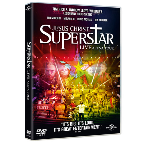Jesus Christ Superstar Arena Tour DVD