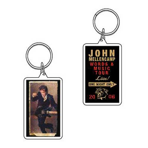 Words & Music Key Tag