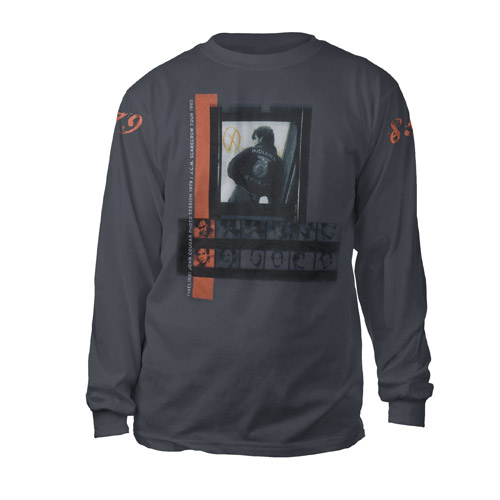 Retro Photo Long-Sleeve T-Shirt