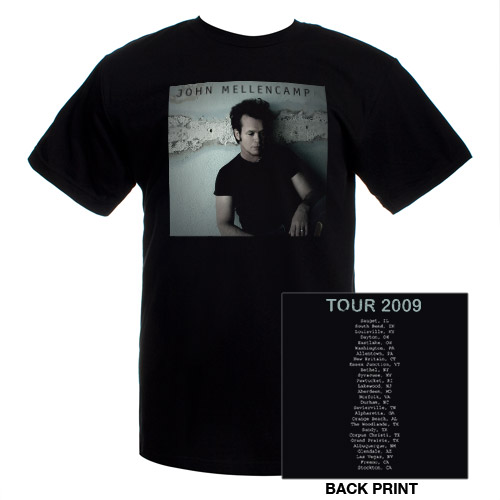Tour Tee w/Itinerary