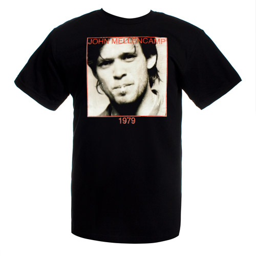 John Cougar 1979 Tee