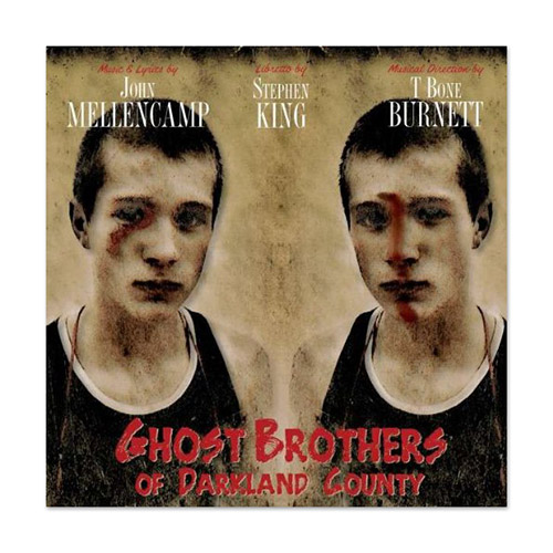 Ghost Brothers of Darkland (Enhanced CD) Standard Edition