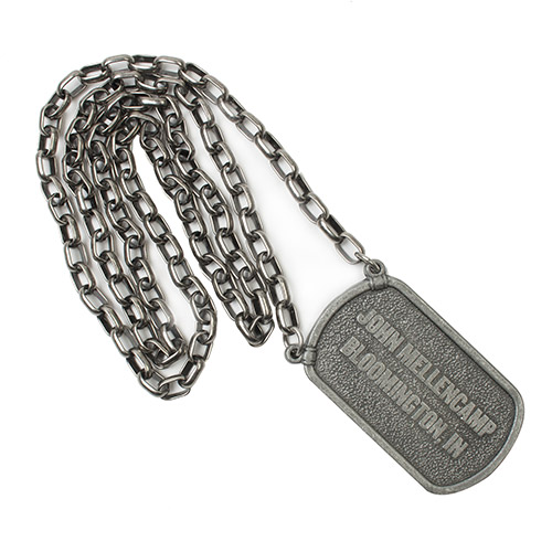 Dogtag Necklace
