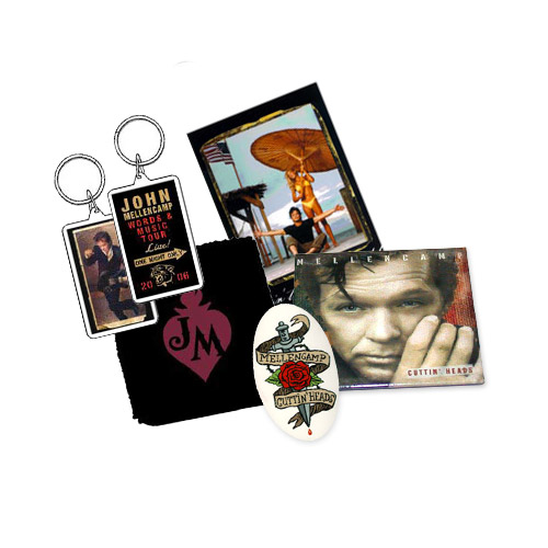 Mellencamp Accessories Bundle