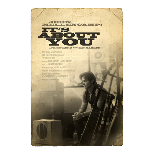 John Mellencamp: It's About You - A Film By Kurt and Ian Markus (DVD)