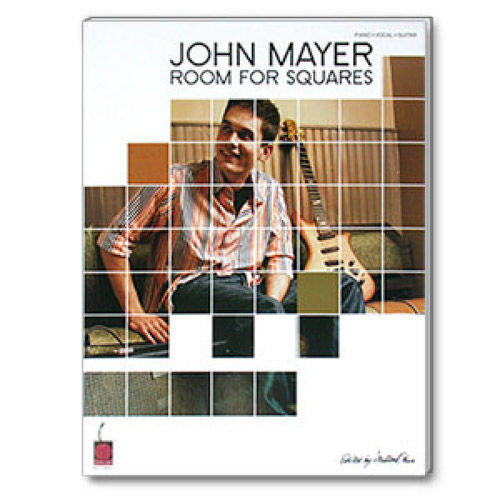Room For Squares Piano/Vocal/Guitar Songbook