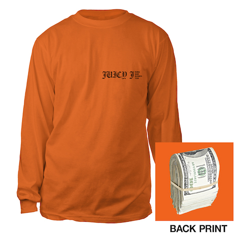 Rubba Band Business Cash Long Sleeve Tee