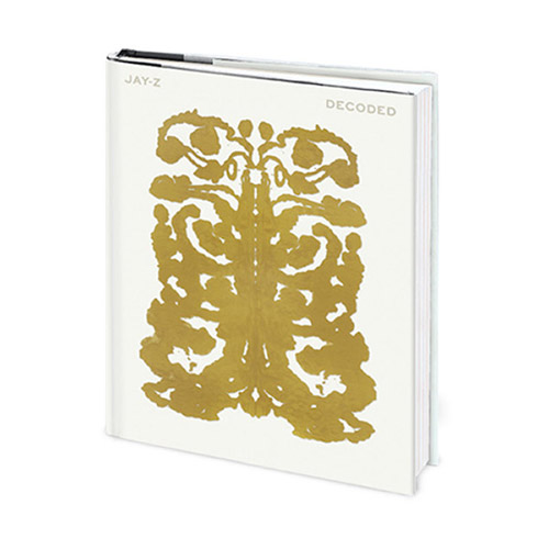 JayZ Official Decoded Book
