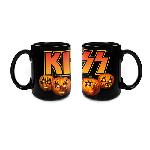 Exclusive  - KISS Halloween Mug