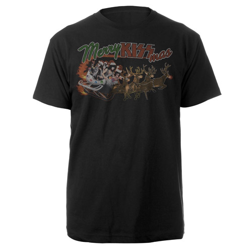 Exclusive - Merry KISSMAS Tee