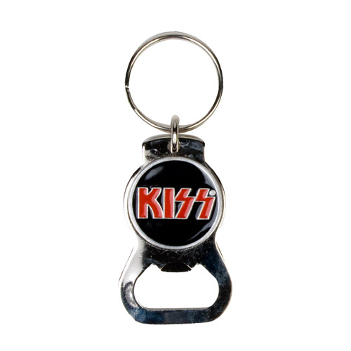 KISS Bottle Opener Keychain