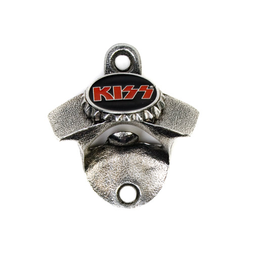 KISS Wall Mounted Bottle Opener