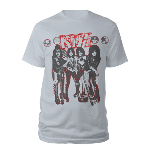 All For The Glory KISS Tee