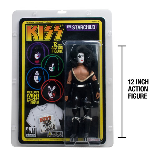 "Collectible Starchild 12"" Action Figure"