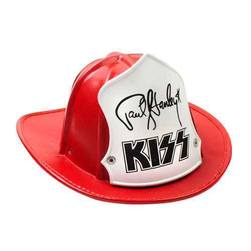 KISS Fire Hat