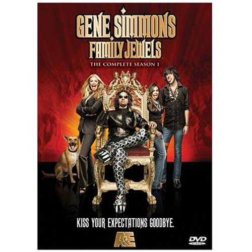 Gene Simmons - Family Jewels - Season One DVD