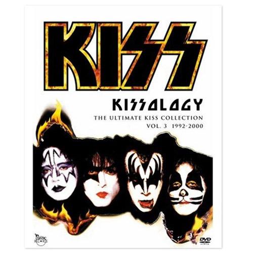 KISSology, Vol. 3: 1992-2000 (Ltd. Edition 5 disc set)