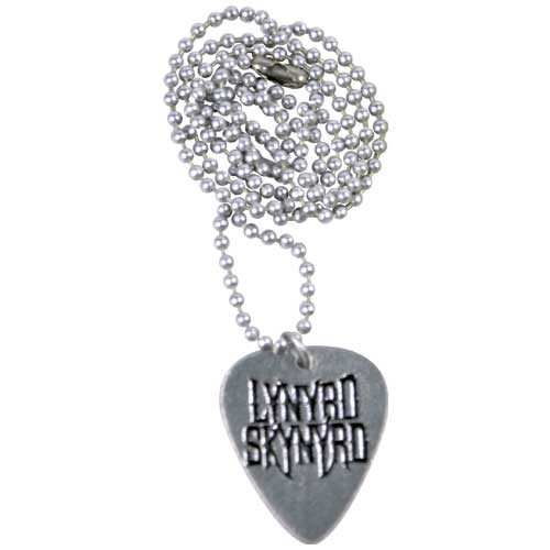 Lynyrd Skynyrd Guitar Pick Necklace