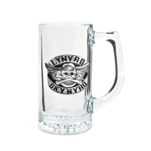 Lynyrd Skynyrd Glass Tankered