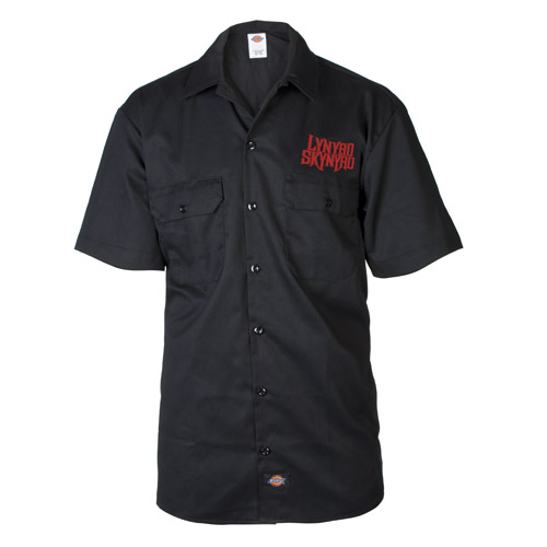 Lynyrd Skynyrd Dickies Work Shirt