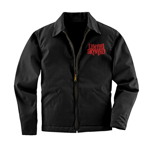 New - Lynyrd Skynyrd Dickies Work Jacket