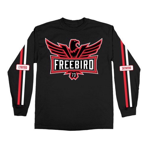 Long Sleeve Freebird Tee