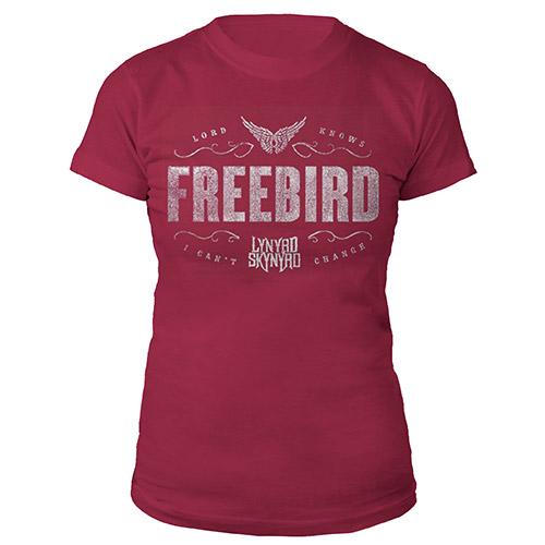 Women's Free Bird Tee