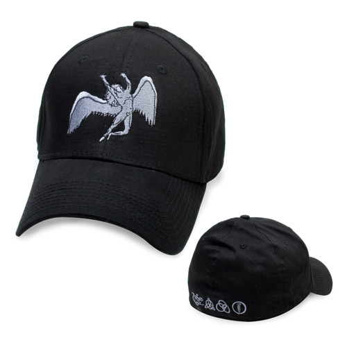 Silver-Grey Icarus Baseball Cap (New Era)
