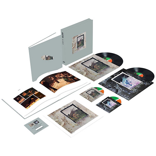 **PRE-SALE**Led Zeppelin IV Super Deluxe Edition Box Set