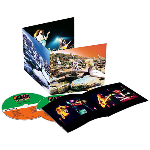 **PRE-SALE**Led Zeppelin Houses Of The Holy Deluxe Edition CD