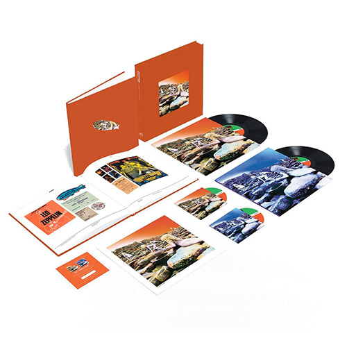 **PRE-SALE**Led Zeppelin Houses Of The Holy Super Deluxe Edition Box Set