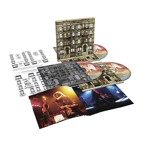 Led Zeppelin Physical Graffiti Deluxe Edition CD