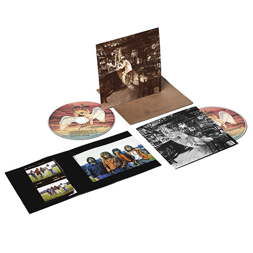 Led Zeppelin In Through The Out Door Deluxe Edition CD