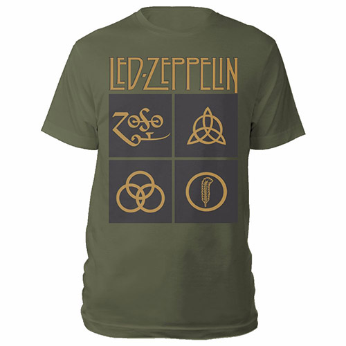 led zeppelin official store apparel men 39 s. Black Bedroom Furniture Sets. Home Design Ideas