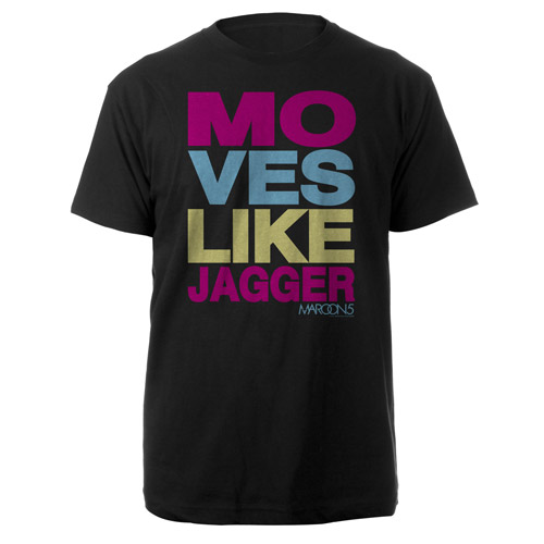 Moves Like Jagger Tee