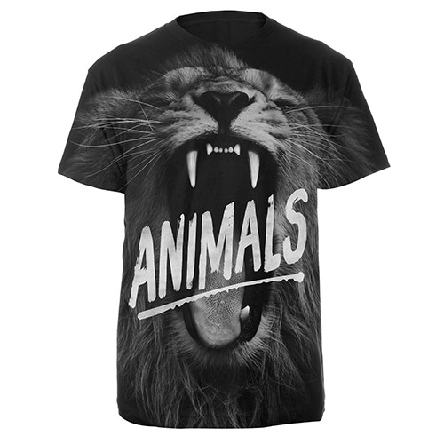 'Animals' Single Tee