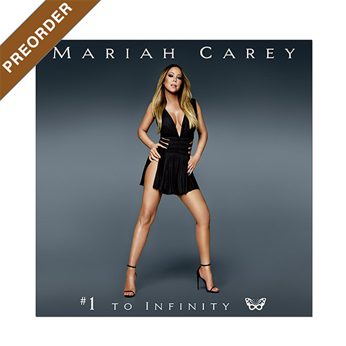 Pre-Order Mariah Carey: #1 To Infinity on Vinyl.  Shop in the Pre-Order Store Today!